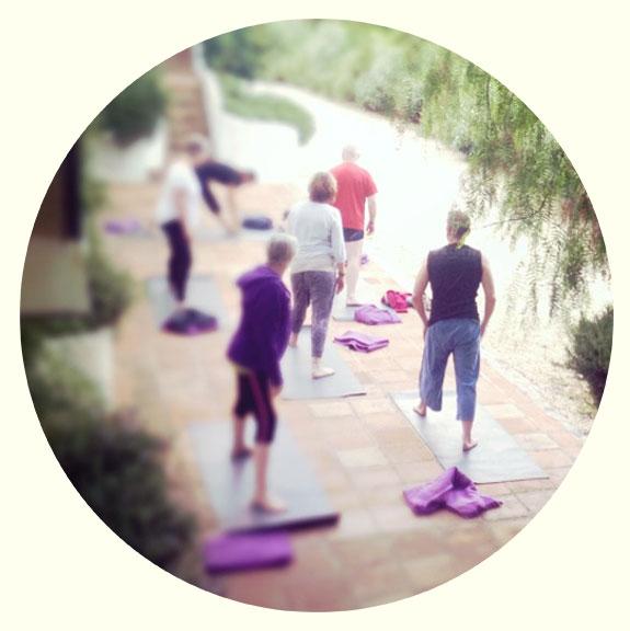 Yoga Retreat Spain Mindfulness Meditation Training Olive Retreat