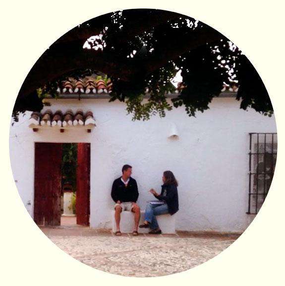 Olive Retreat Spain Ayurveda consultations health detox
