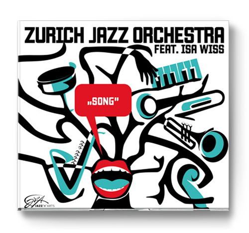 ZURICH JAZZ ORCHESTER  I  SONG (2012) BUY:  ITUNES   I   AMAZON
