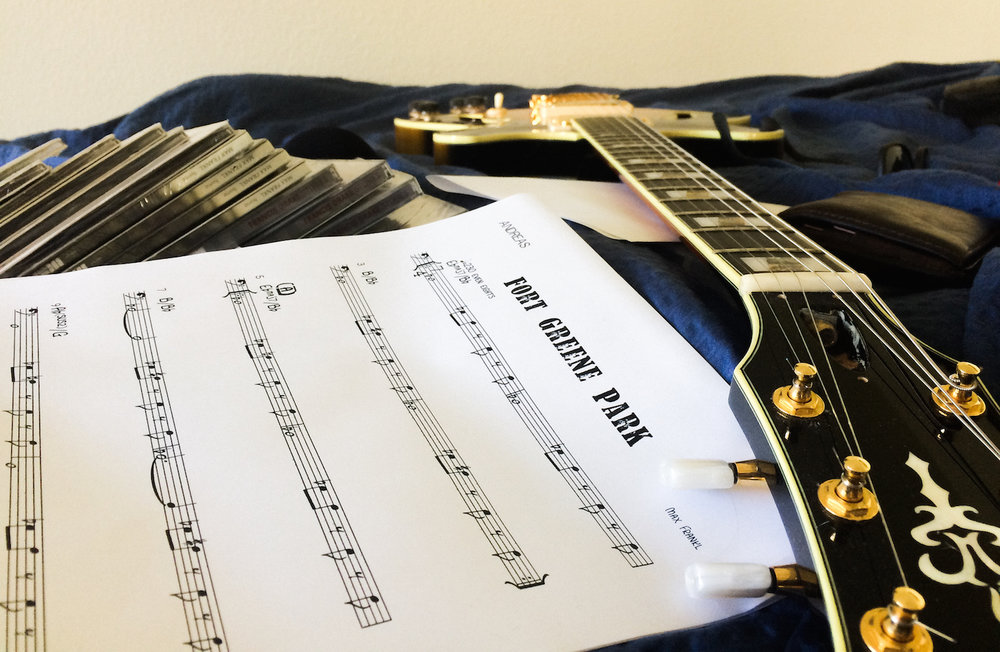 Max Frankl blogs about the life of a touring musician.