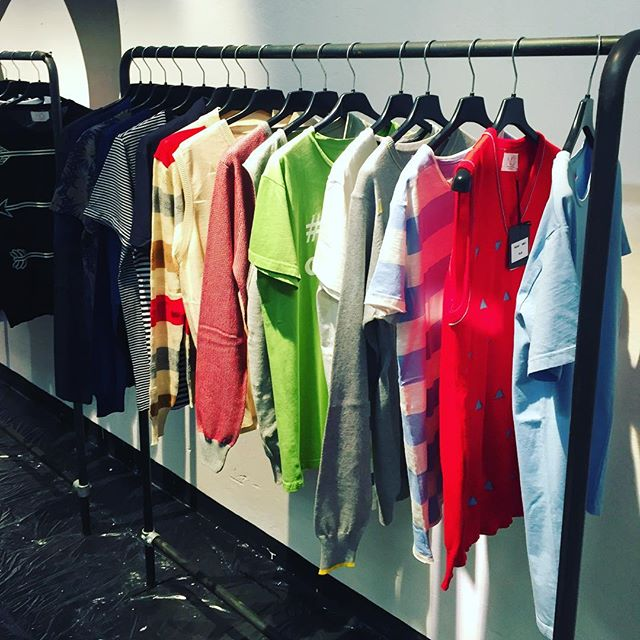 EVENTS | #pu90 Day. 2 #noknitwear in  #myfactory - 1st Floor