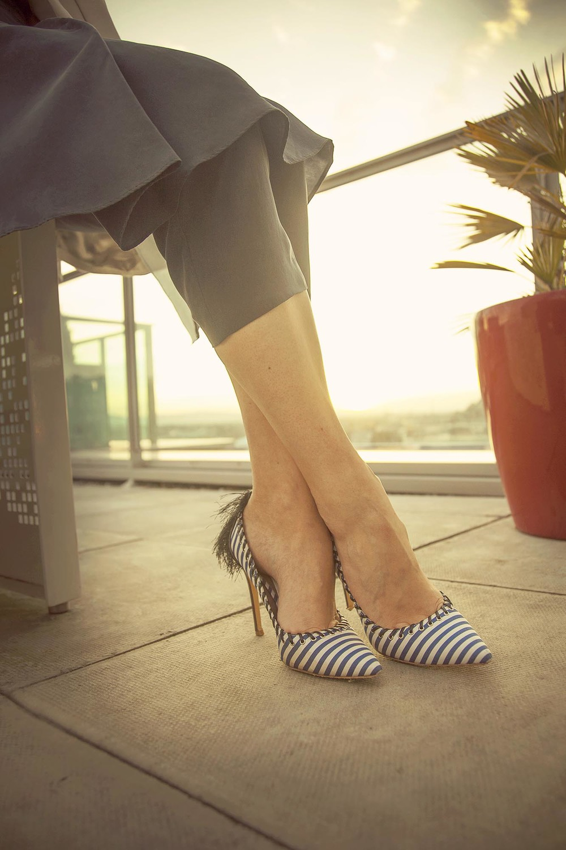 Chaussures marinières