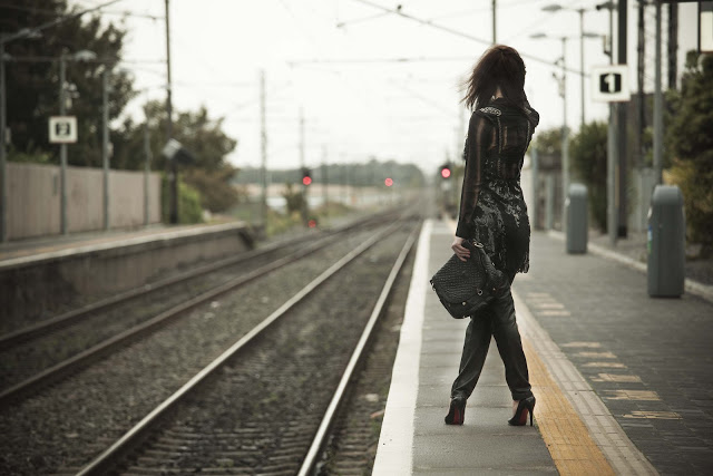 Fashion photography by Dublin based commercial photographer http://www.Sylviephotography.com