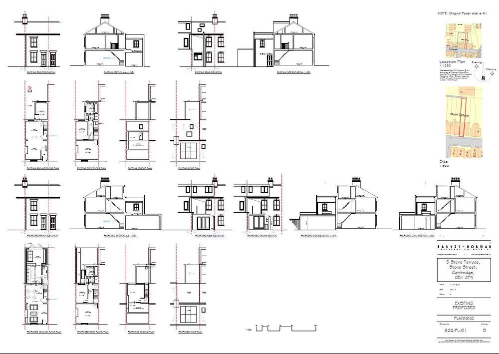 Victorian Terrace Loft Conversion Floor Plans Thefloors Co