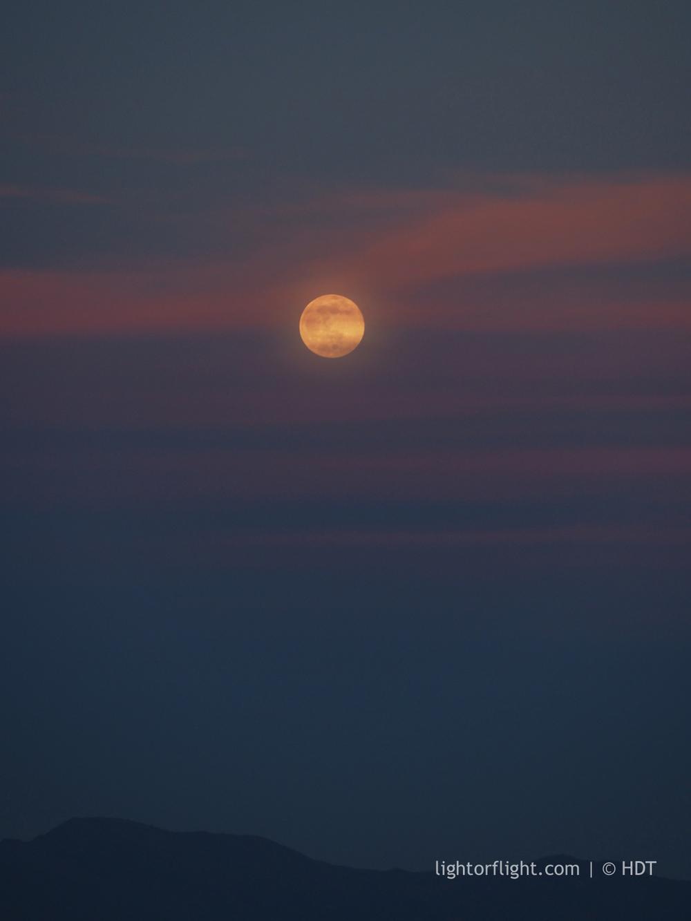 Pompeii Moonrise