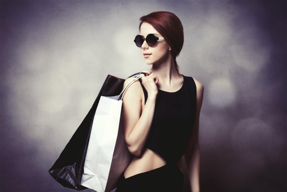 luxury retail -