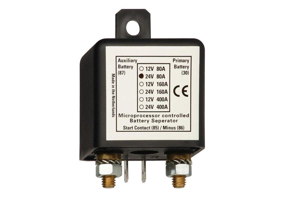 Studer MBR Voltage Sensitive Relay