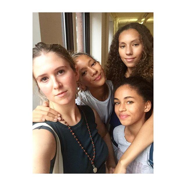 me & (three of) my #YDC girls  #theygrowupsofast