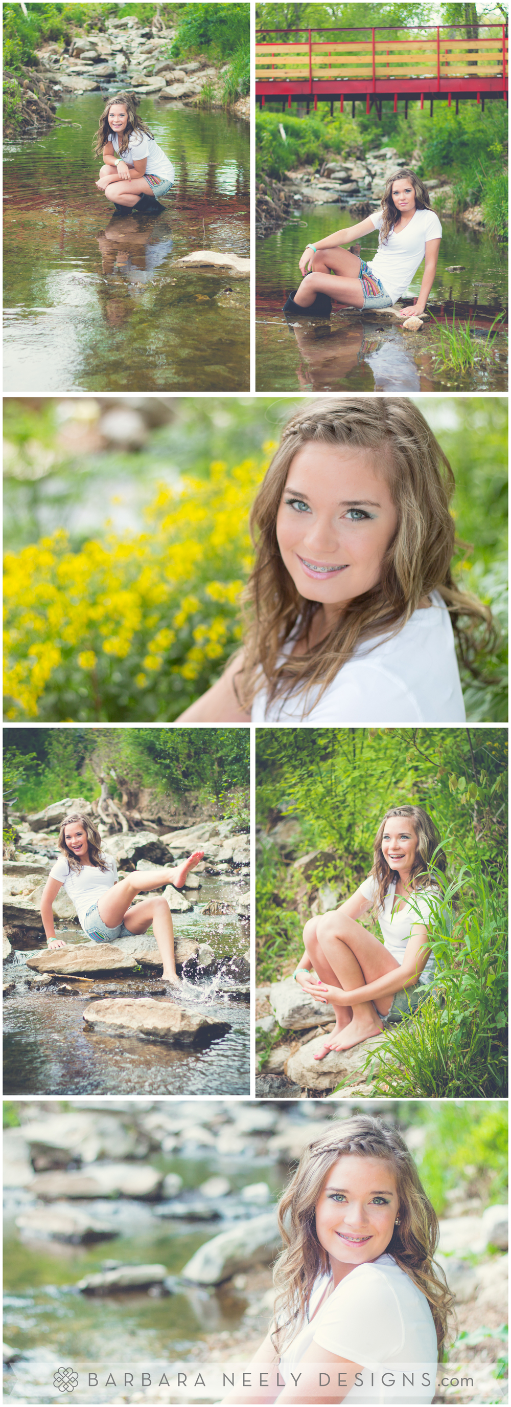 Best Country Senior Photos in Missouri - Mandy Senior 2015 A