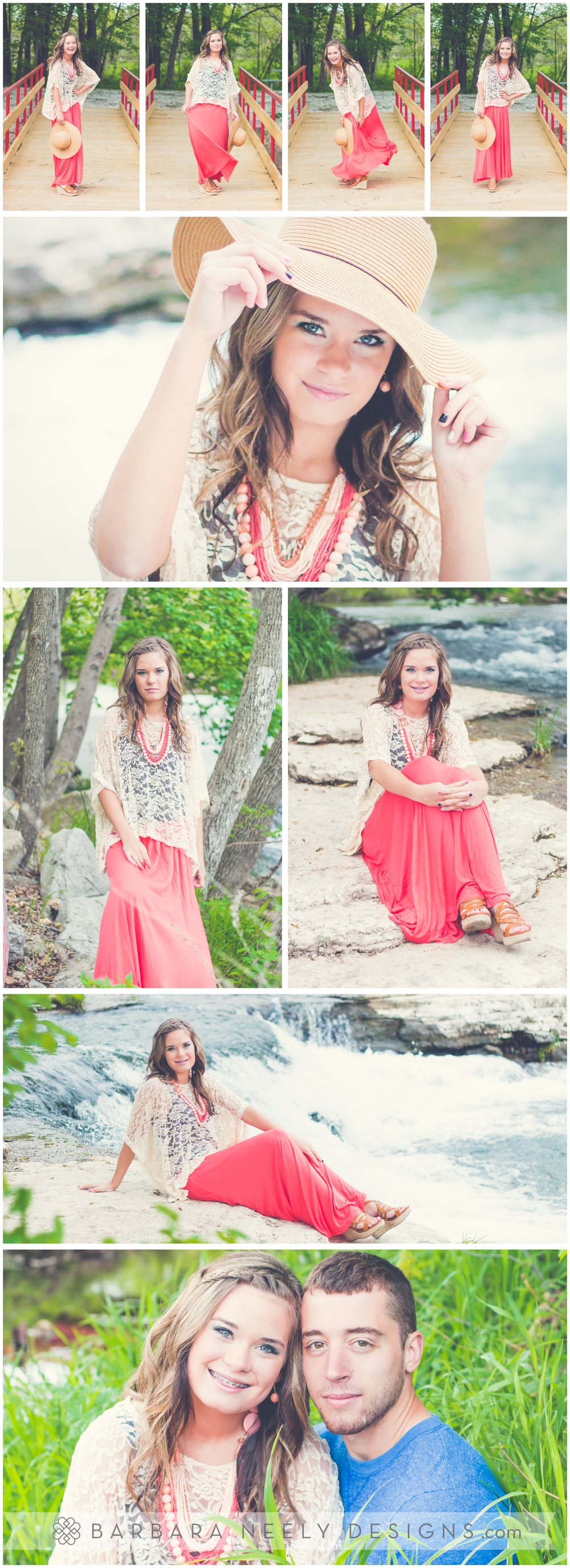 Best Country Senior Photos in Missouri - Mandy Senior 2015 B