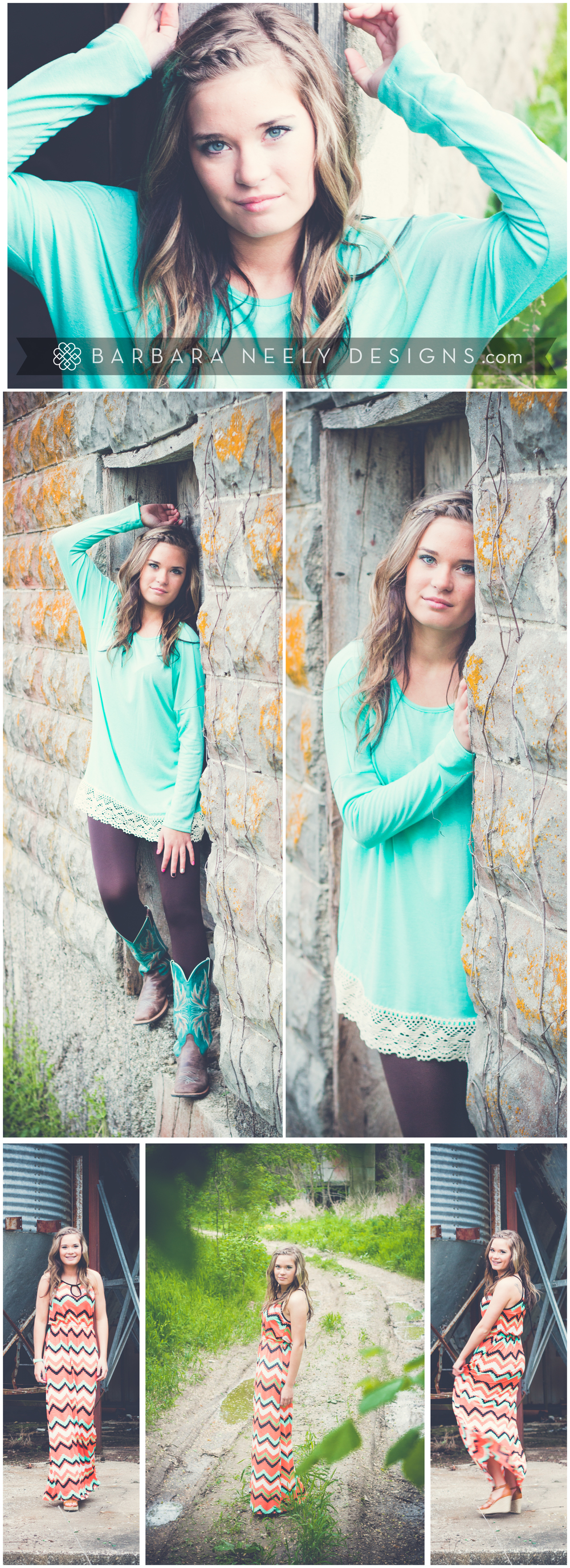 Best Country Senior Photos in Missouri - Mandy Senior 2015 E