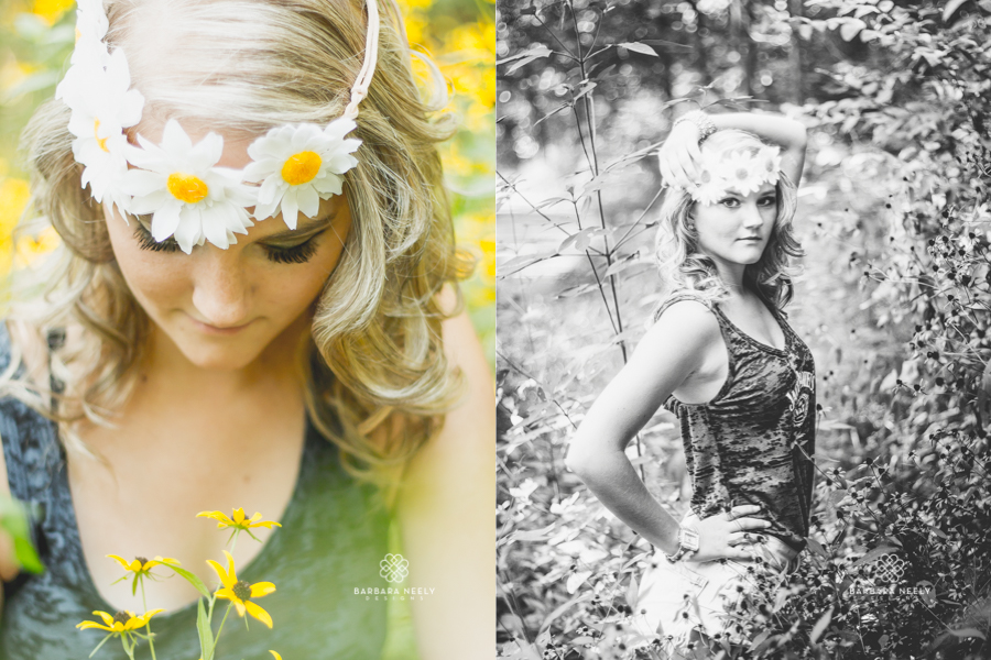 Best Country Girl Senior Pictures in the Ozarks