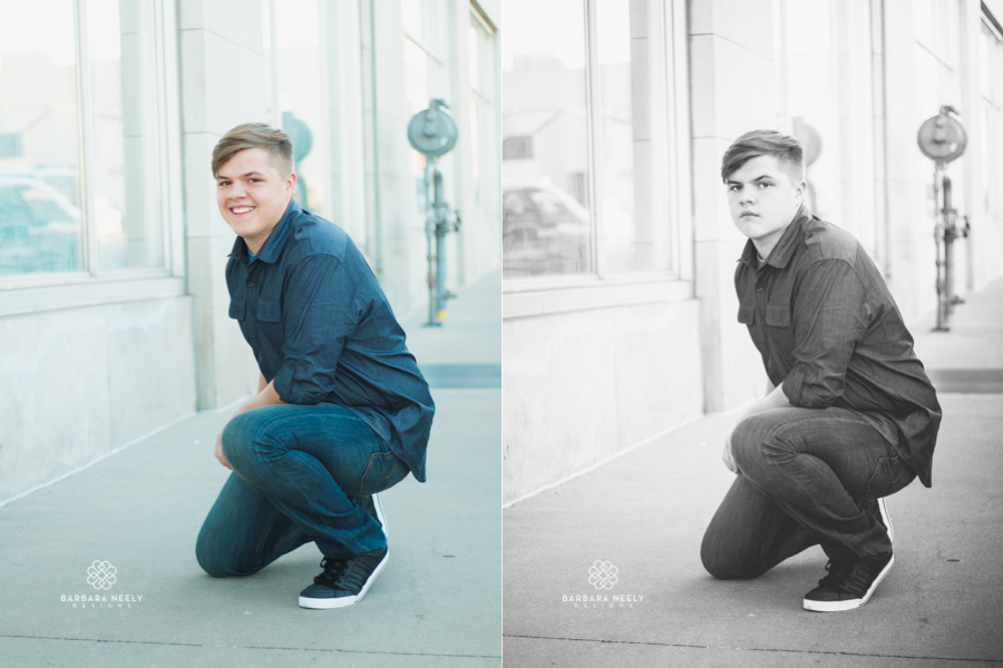 Twin Senior Guy Photos Downtown Springfield Missouri 3