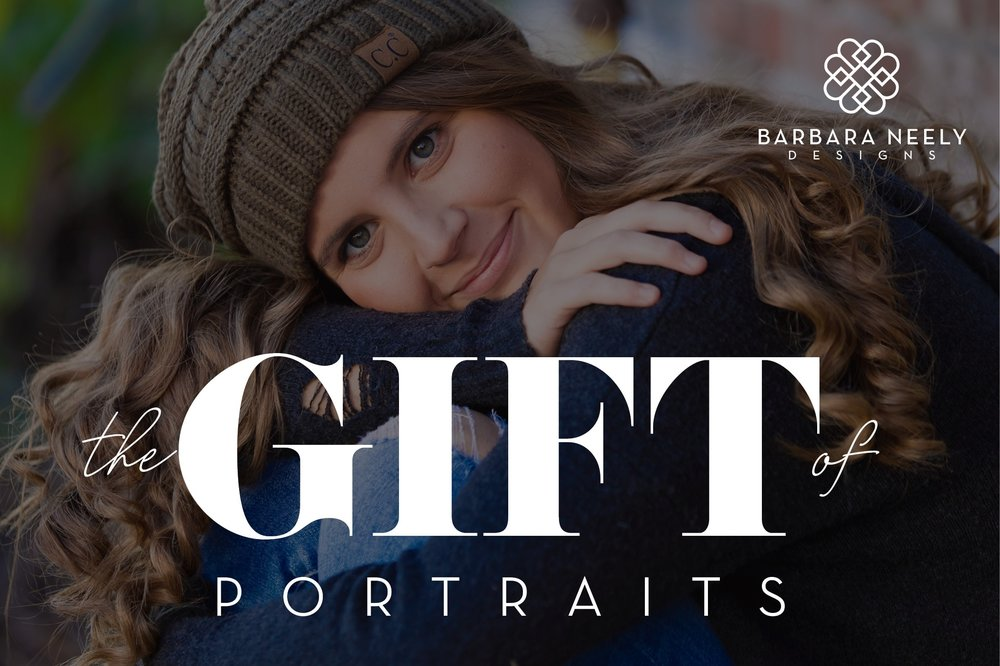 Want to give a gift that will make her feel amazing? This is a no brainier. An eGift Card for portraits by BND is the perfect fit...