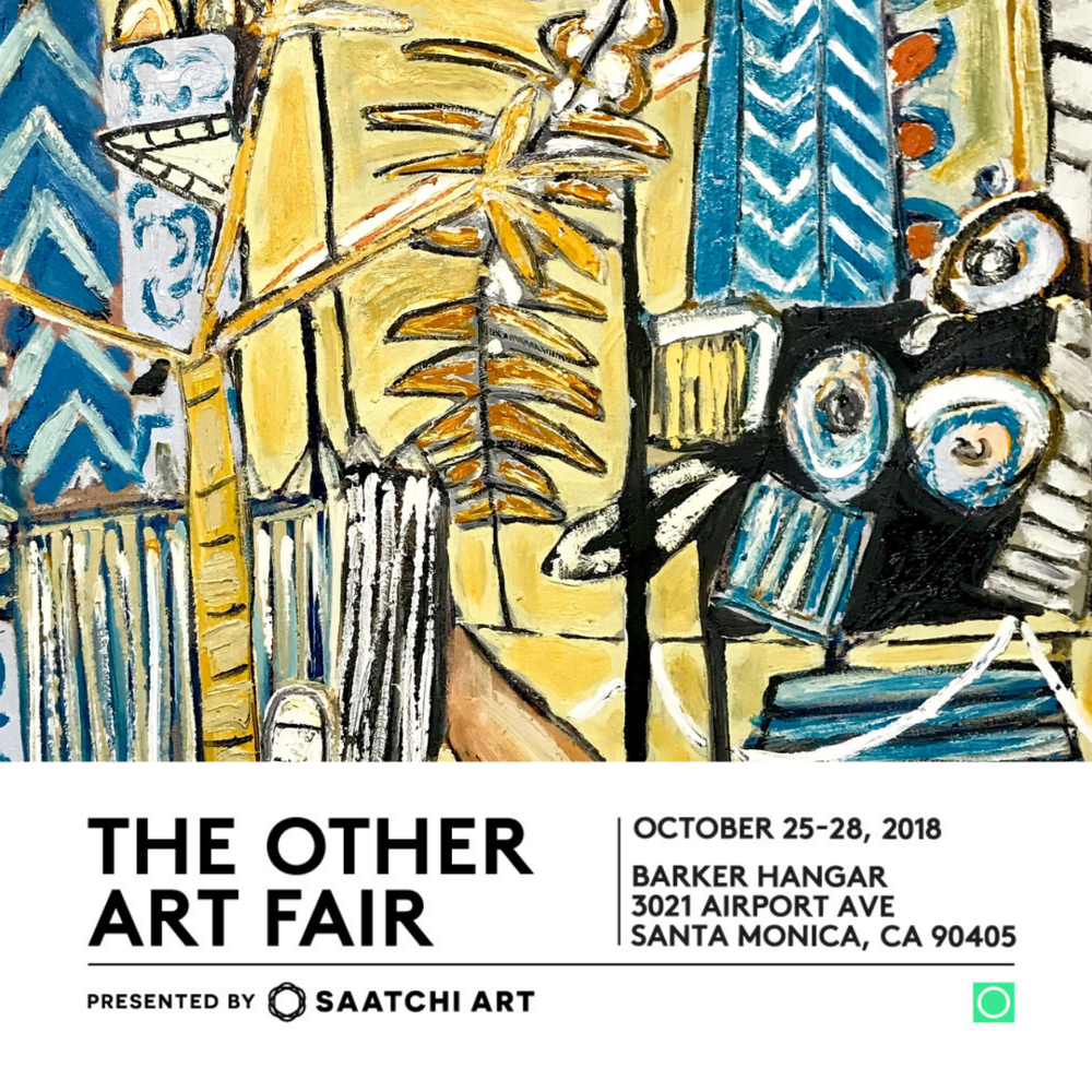 Pleased to announce that I will be participating at The Other Art Fair in Santa Monica, Los Angeles, October 25-28. If you would like complimentary tickets do get in contact via email:    alec_cumming@hotmail.co.uk