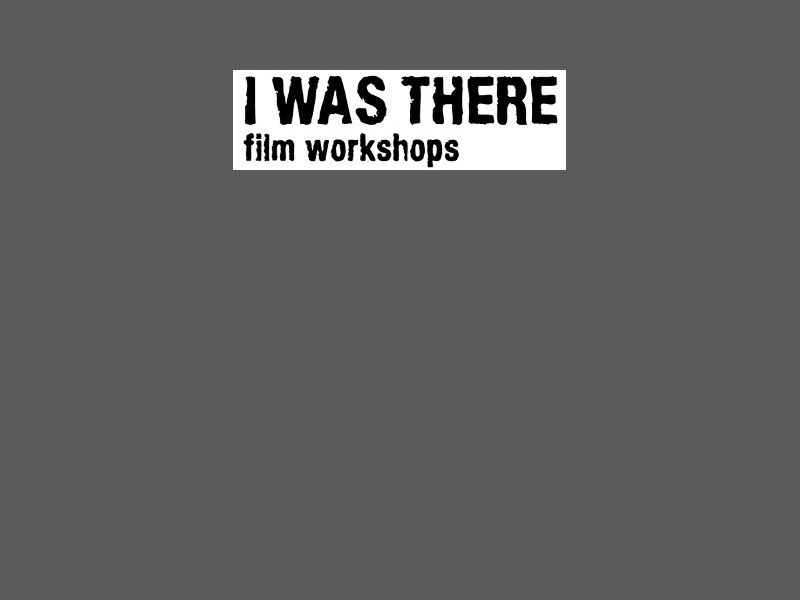 I Was There Films