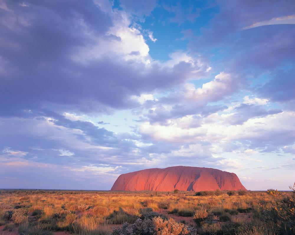 Mt. Uluru