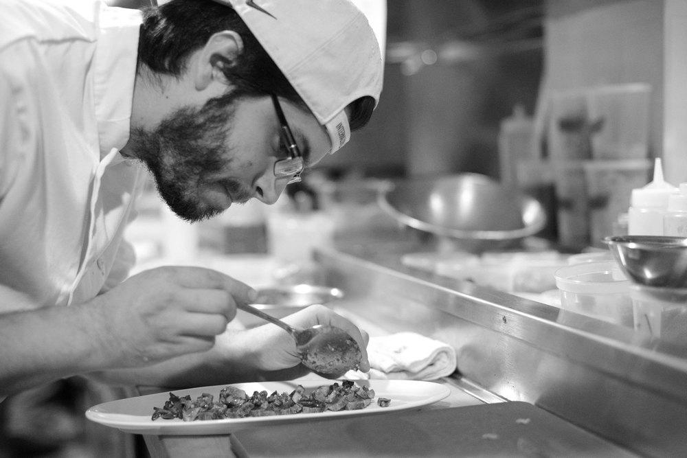 Nicolas Mentzas, Chef patissier