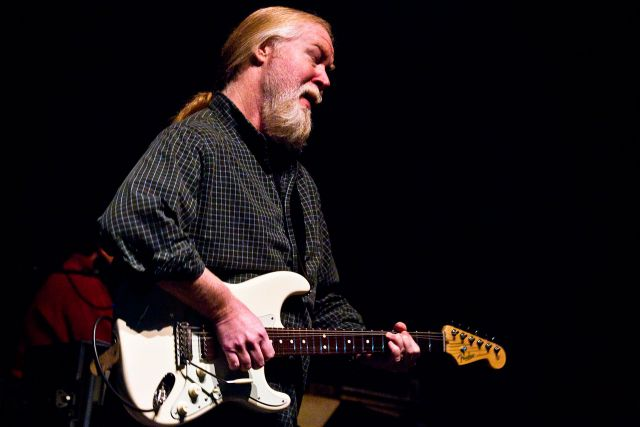 Jimmy Herring - Allman Brothers, Widespread Panic