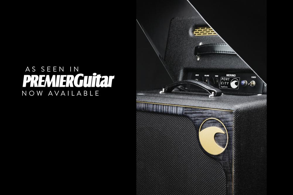 Premier Guitar Port City Amplification Merino