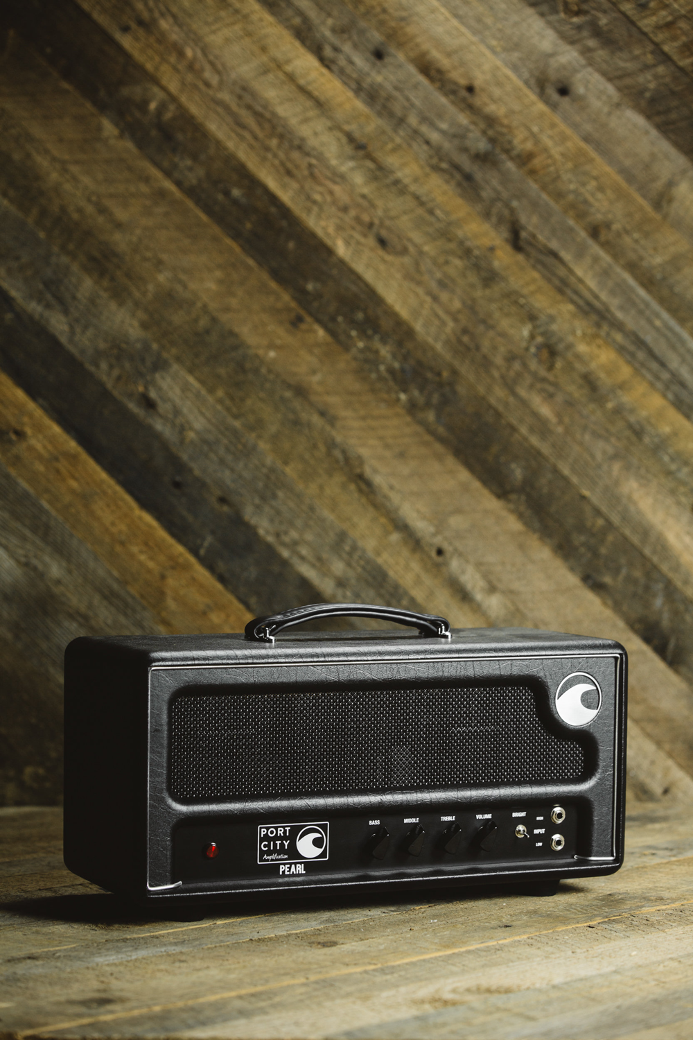 Boutique Guitar Amp Head Port City Pearl