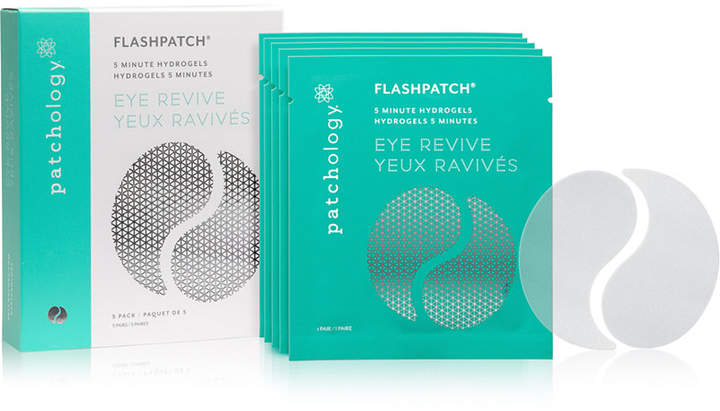 Eye Masks - If you've never done an eye treatment, it's the most relaxing thing. These are easy to apply, it takes 5 minutes and instantly tightens and brightens under your eye