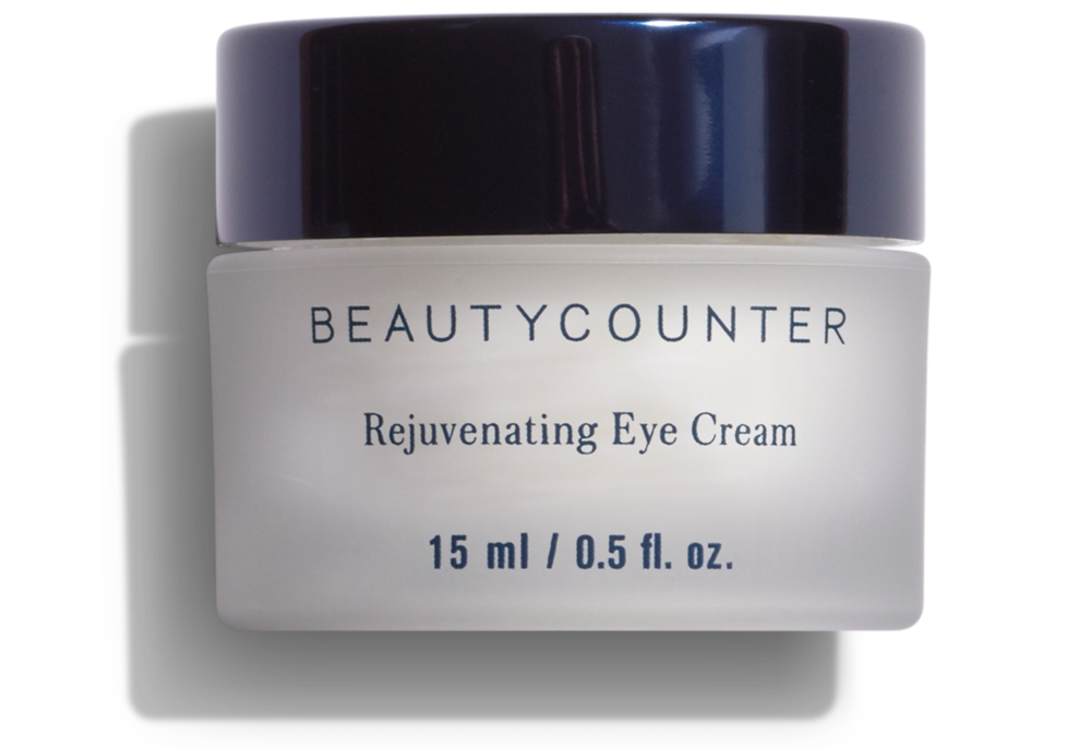 Anti-aging Eye Cream - I switch in between this and the other eye cream from day to day. This one is anti aging and will help restore your skin and prevent wrinkles.