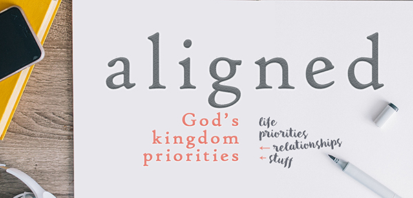 aligned allen bible church sermon series