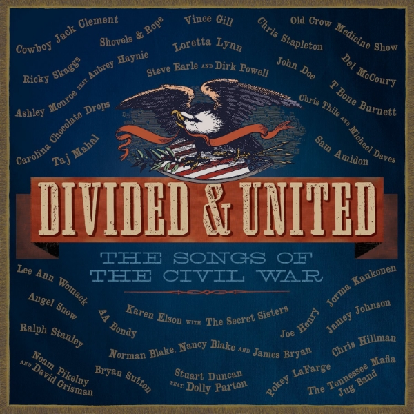Divine & United - The Songs of the Civil War