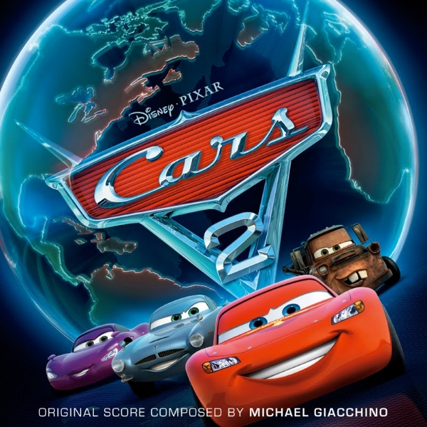 Cars 2: Original Motion Picture Soundtrack