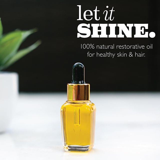 On Pre Order now! 🎉  Let It Shine is an intense youth restoring product packed with anti-oxidants, Collagen boosting nutrients, and skin firming properties! Check out the shop for more info! 👆🏼👆🏼