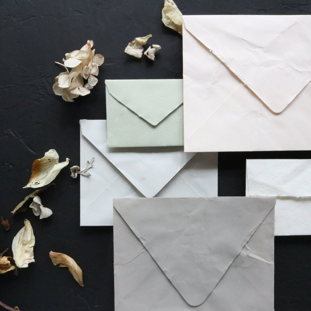 ENVELOPE ADDRESSING -