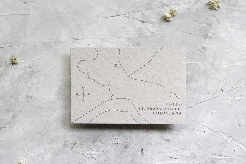 Add Map Card