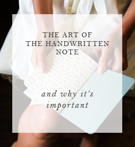 The art of the handwritten note.jpg