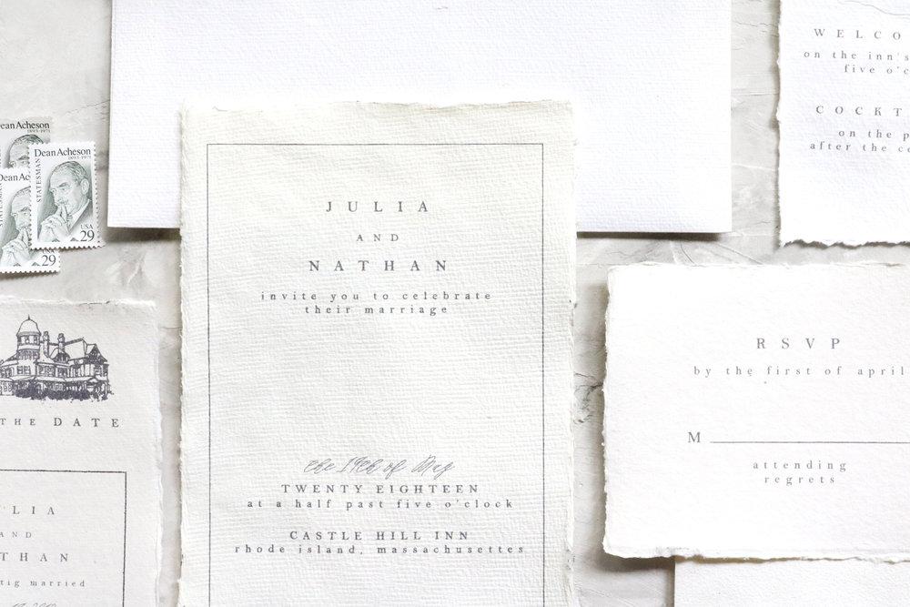 THE little BLUE CHAIR_custom wedding stationery_handmade paper_map card_venue sketch_J&N_8.jpg