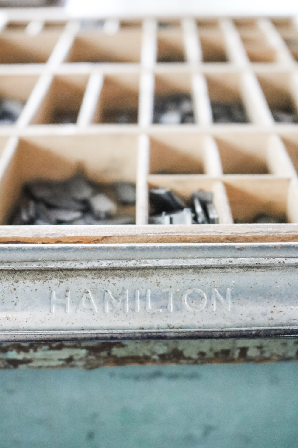 Getting Started with Letterpress Printing by HOPE johnson