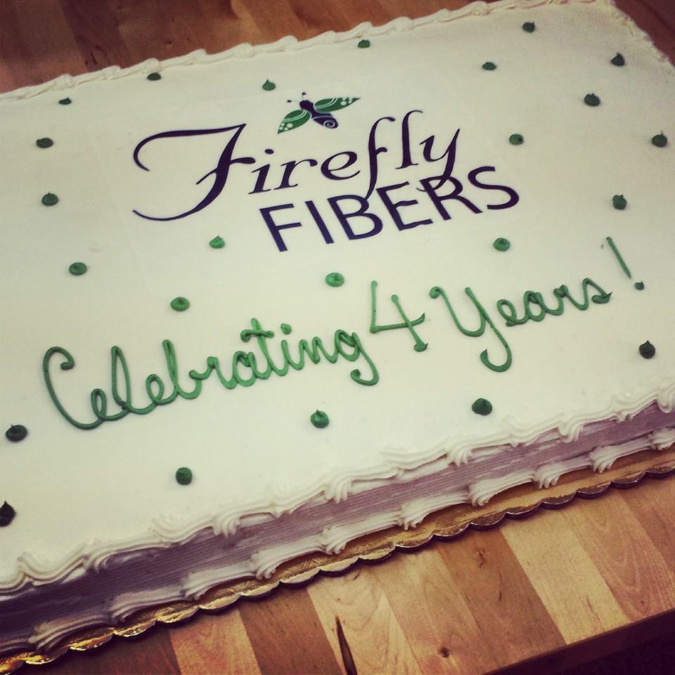 4 year cake