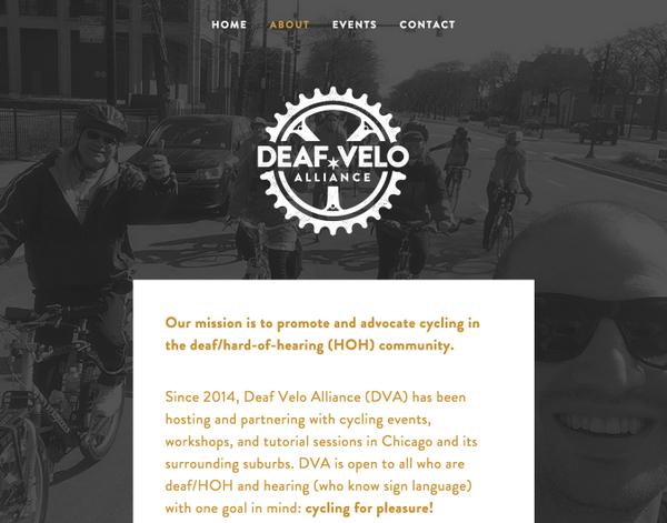 DVA About page