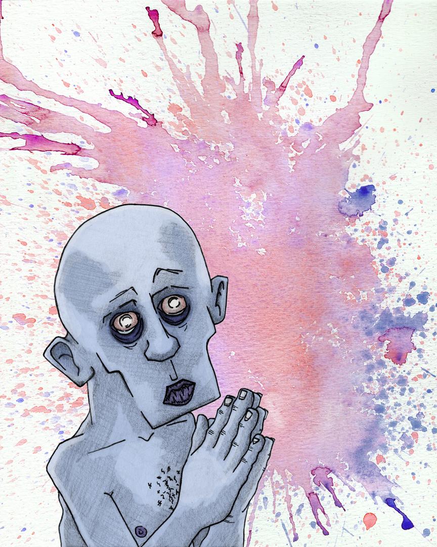 """""""Praying Man"""""""