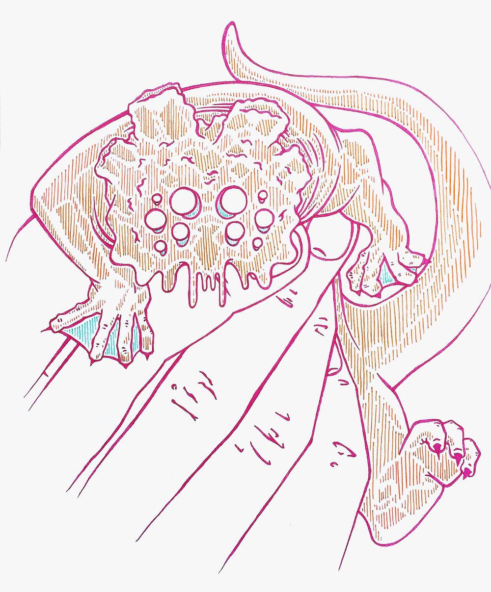 """""""Specimen #2410: Crazzelmynch"""""""