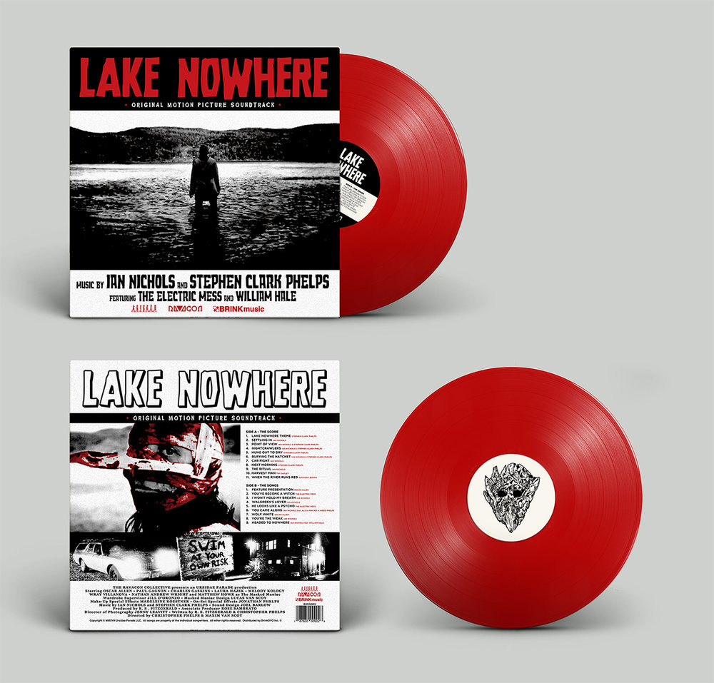 """Lake Nowhere"" Soundtrack"