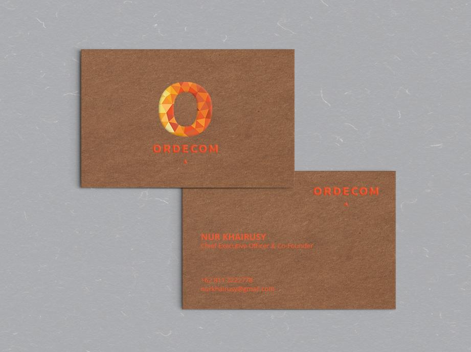 Ordecom Brand Logo