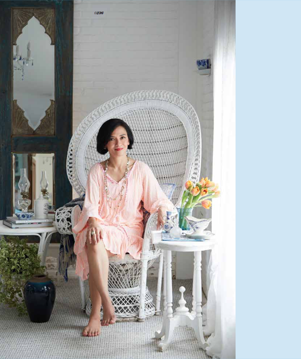 Gayatri Wibisono's book: Easy Retreat Style
