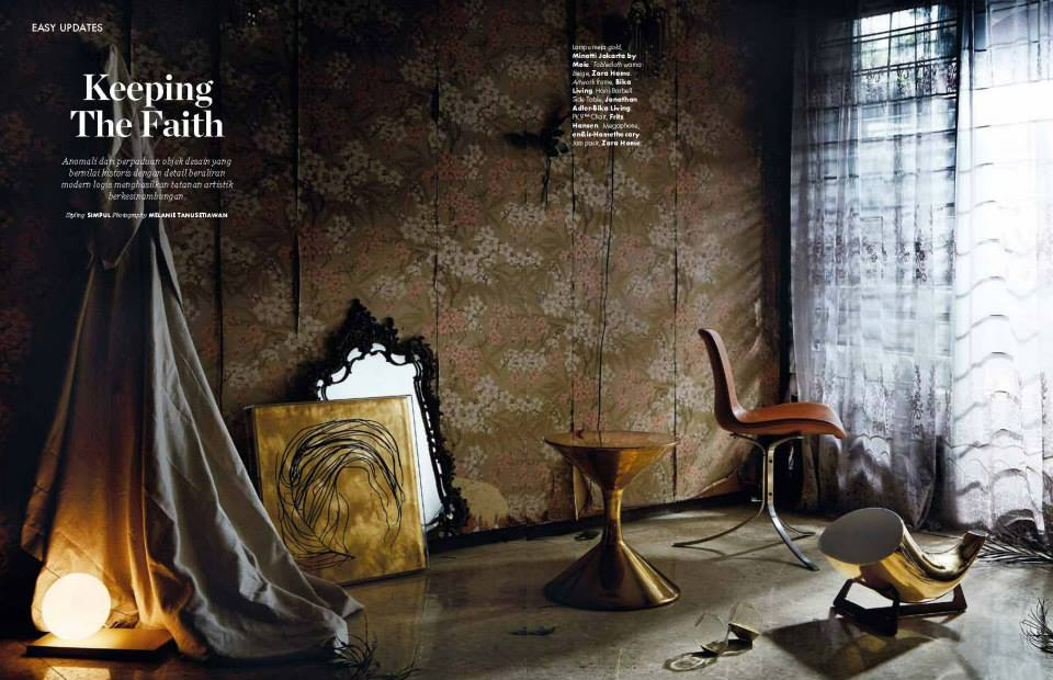Product Styling for ELLE Decoration Indonesia