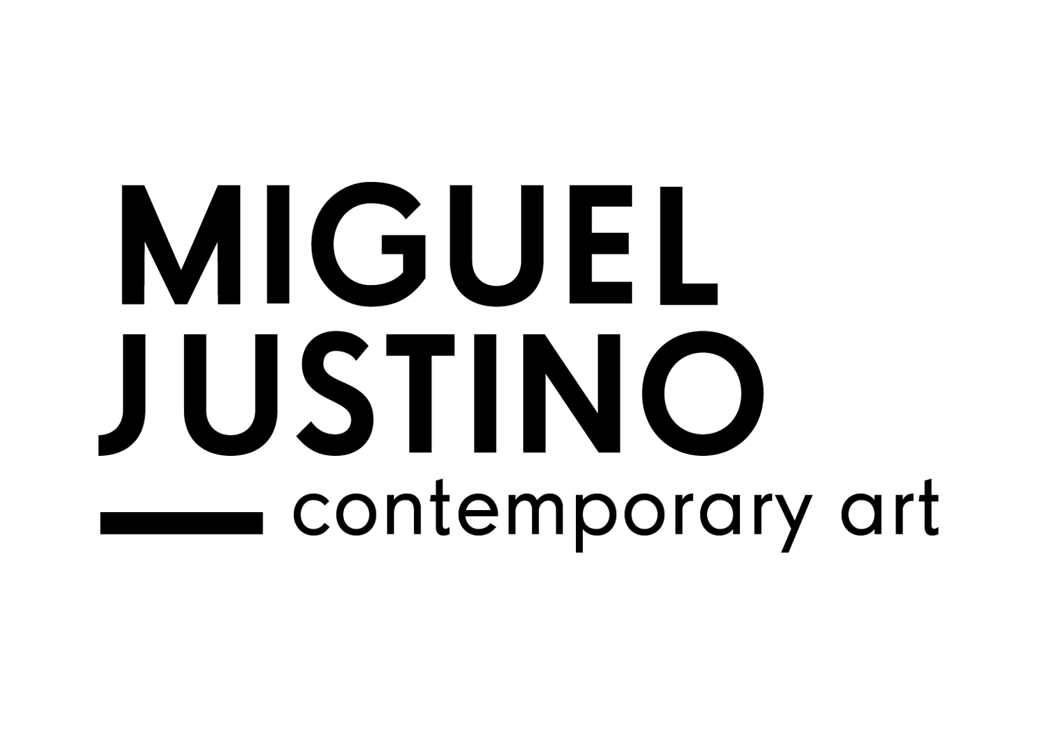 Miguel Justino Contemporary Art