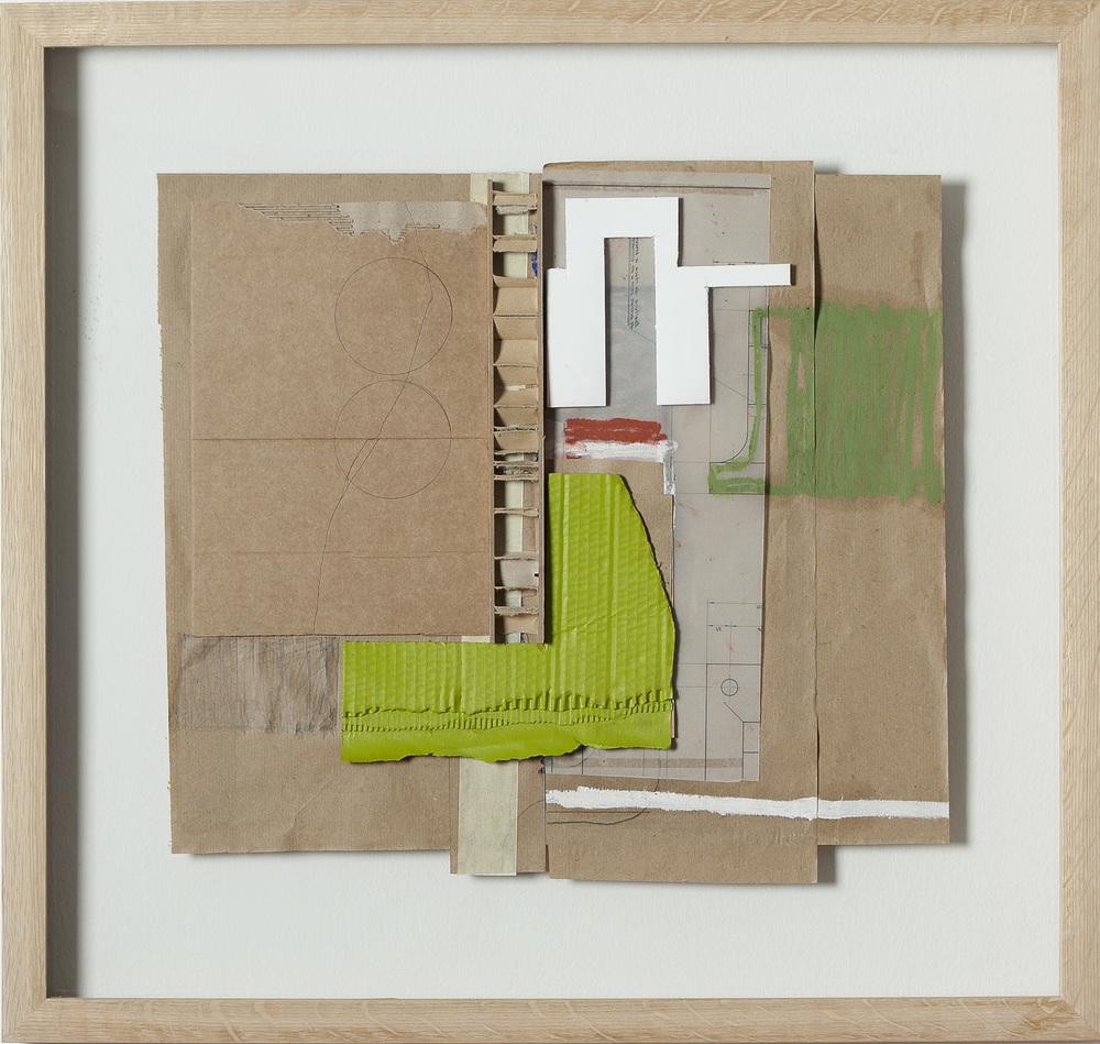Landscape's Essays Técnica Mista 67 x 71,5 cm 2015