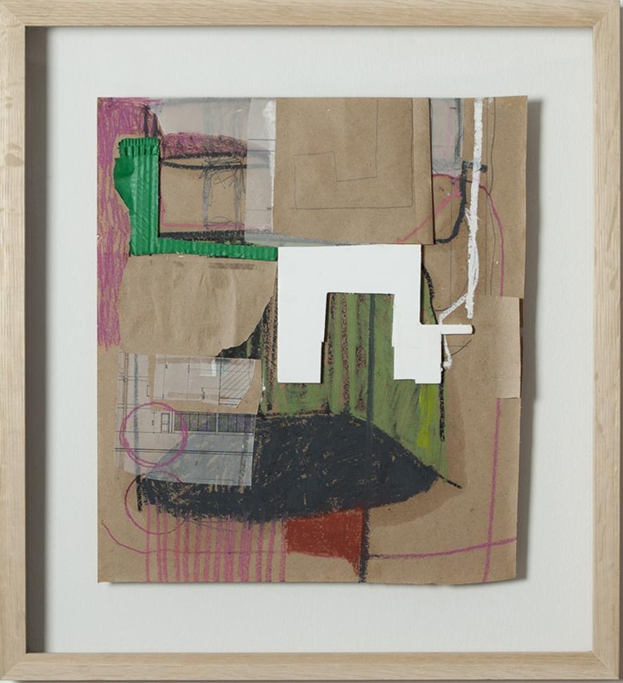 Landscape's Essays Técnica Mista 73 x 67 cm 2015
