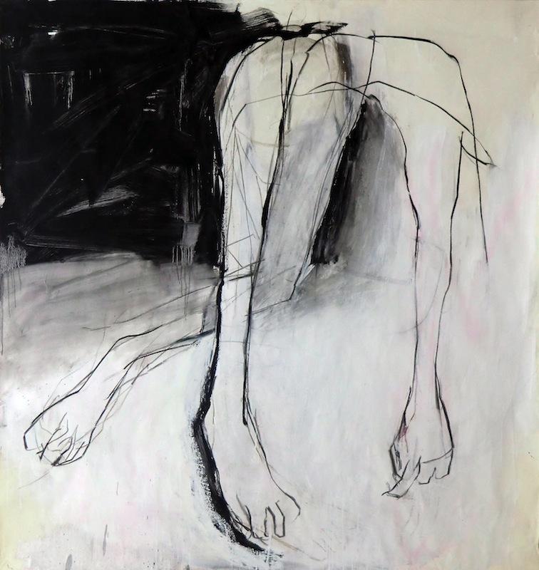 Mário Rita Sem Título, Série nº 14, 2010/11 Técnica Mista Sobre Papel 175 x 150 cm