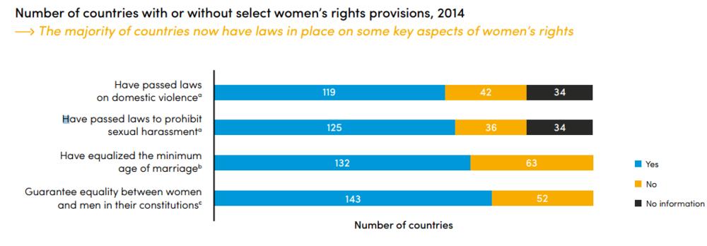UN Women legislation figure