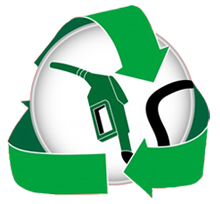 recycling oil symbol